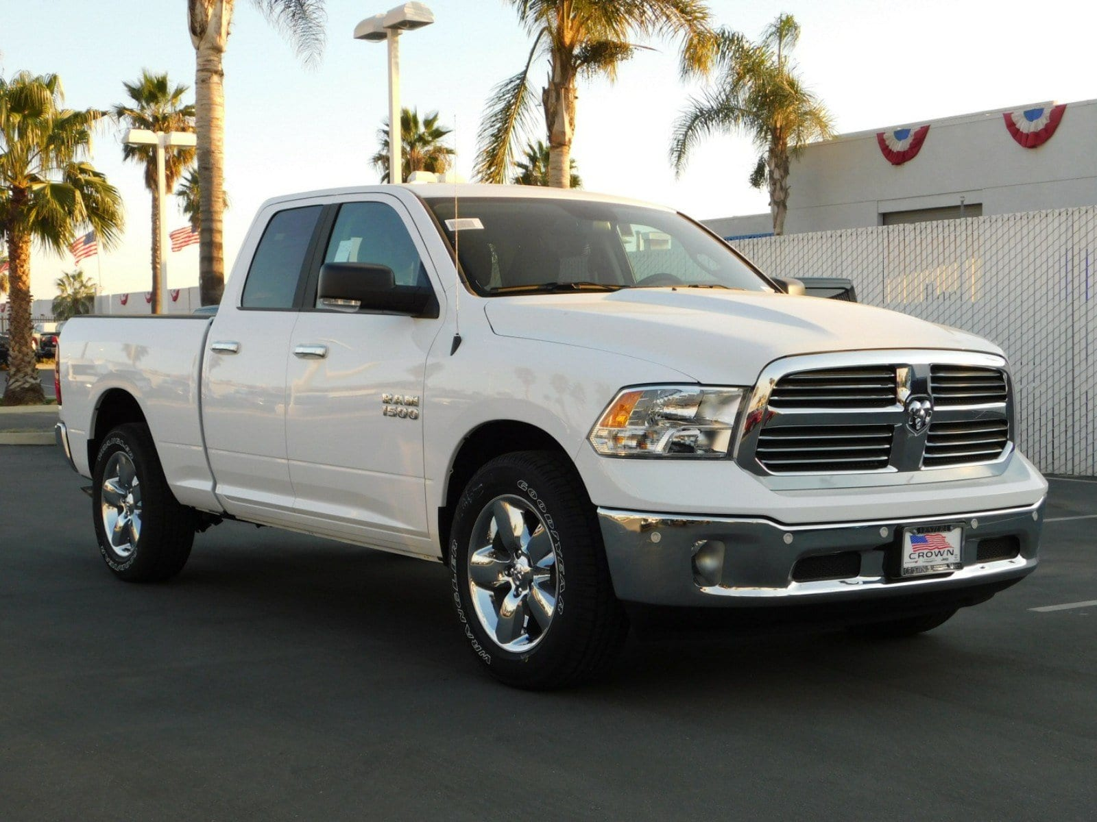 2018 Ram 1500 Quad Cab 4x2,  Pickup #E1418 - photo 4