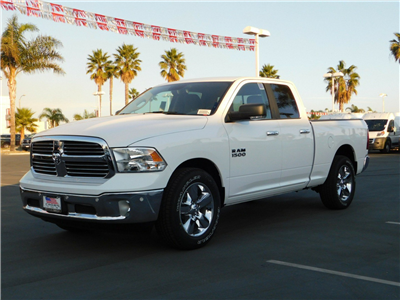 2018 Ram 1500 Quad Cab 4x2,  Pickup #E1418 - photo 1