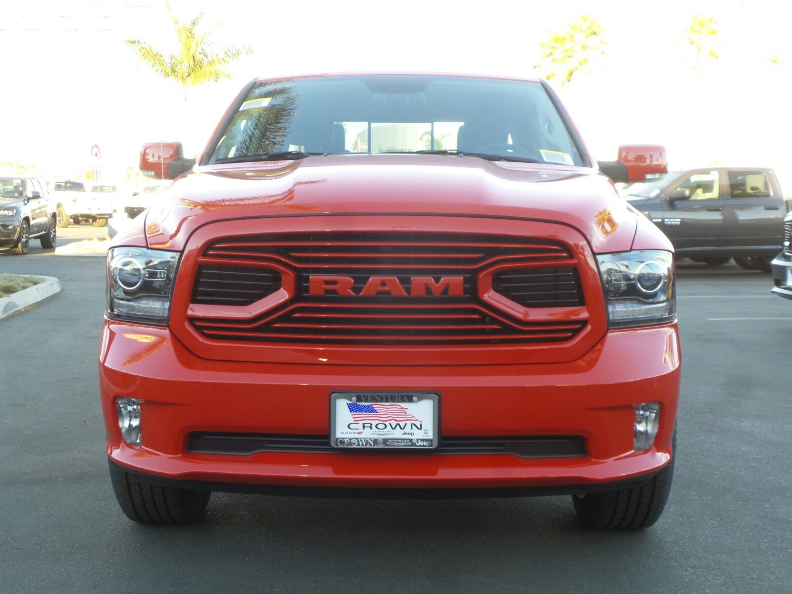 2018 Ram 1500 Crew Cab 4x2,  Pickup #E1419 - photo 3