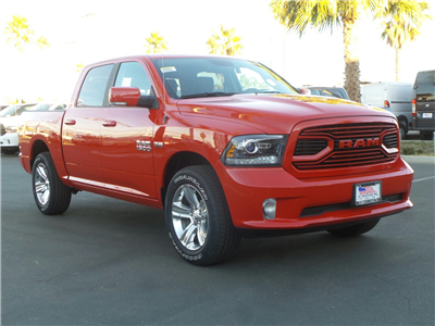 2018 Ram 1500 Crew Cab 4x2,  Pickup #E1419 - photo 4