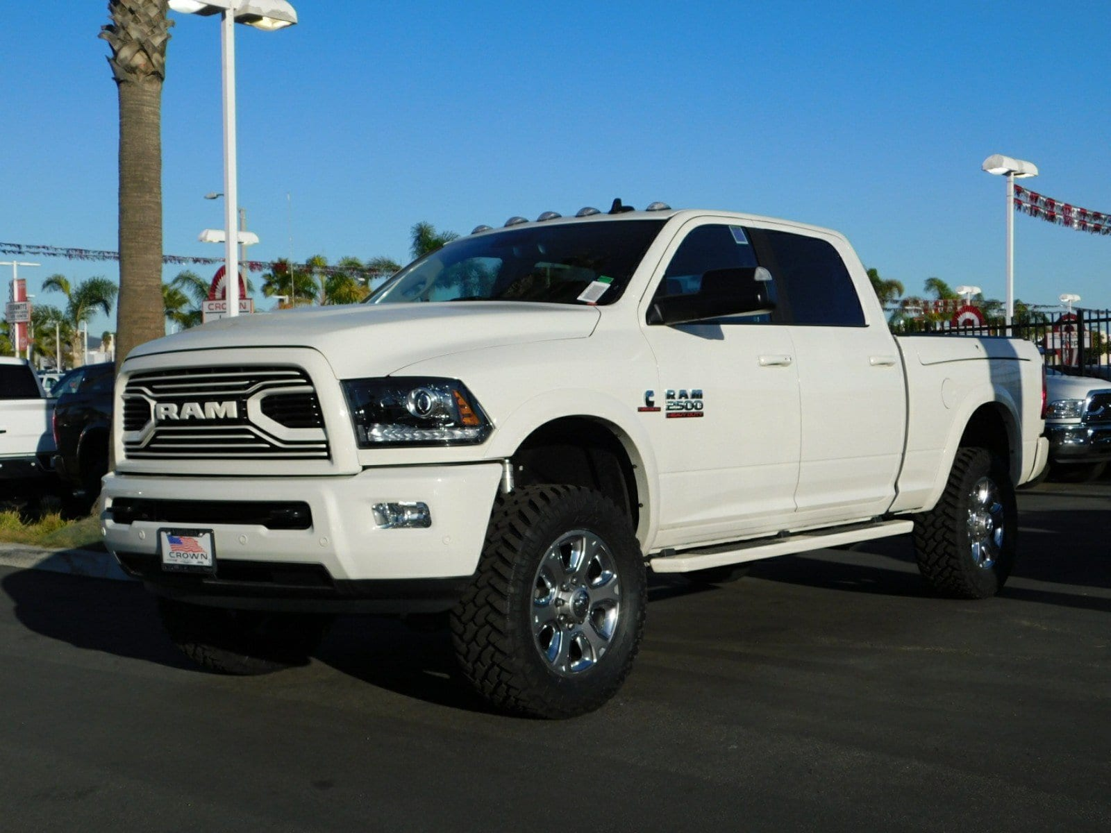 2018 Ram 2500 Crew Cab 4x4, Pickup #E1421 - photo 1