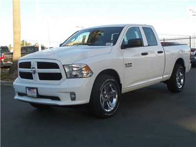 2018 Ram 1500 Quad Cab, Pickup #E1429 - photo 1
