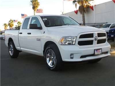 2018 Ram 1500 Quad Cab, Pickup #E1429 - photo 4