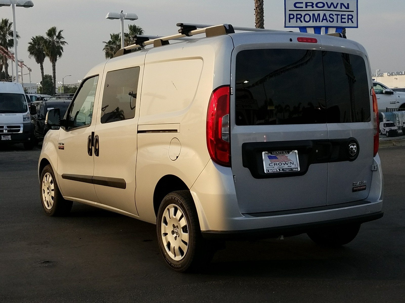 2018 ProMaster City, Cargo Van #E1473 - photo 2