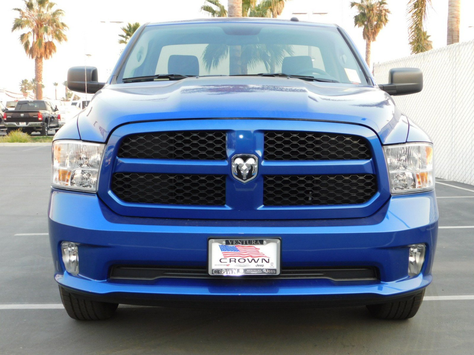 2018 Ram 1500 Regular Cab, Pickup #E1528 - photo 2