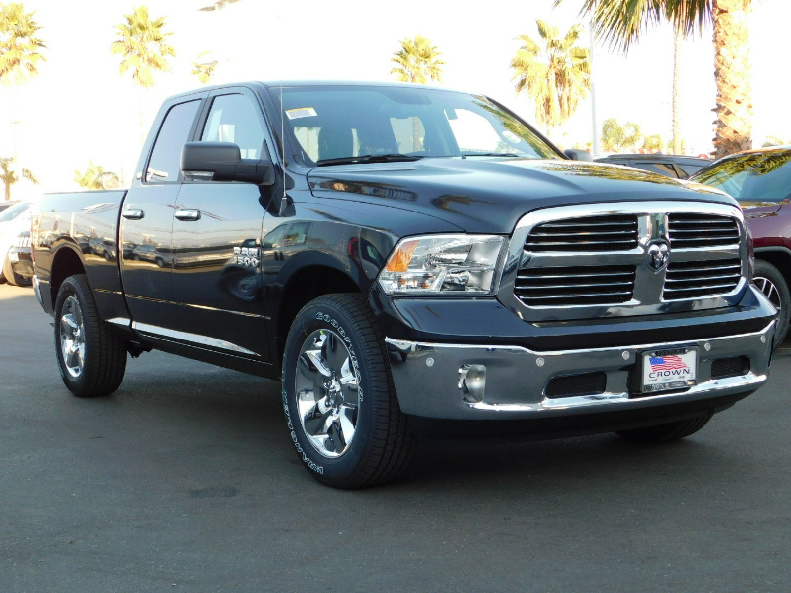 2018 Ram 1500 Quad Cab 4x2,  Pickup #E1616 - photo 4