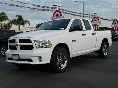 2018 Ram 1500 Quad Cab 4x4,  Pickup #E1651 - photo 1