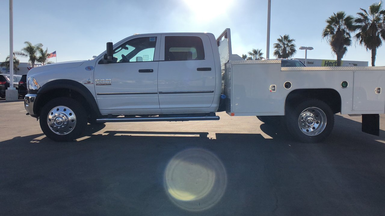 2018 Ram 4500 Crew Cab DRW 4x4,  Scelzi Hauler Body #E1684 - photo 15