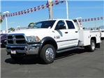 2018 Ram 4500 Crew Cab DRW 4x4,  Scelzi Service Body #E1684 - photo 1