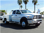 2018 Ram 4500 Crew Cab DRW 4x4,  Scelzi RV Hauler Body #E1684 - photo 4