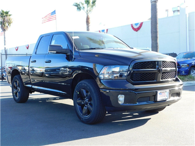 2018 Ram 1500 Quad Cab 4x2,  Pickup #E1716 - photo 4