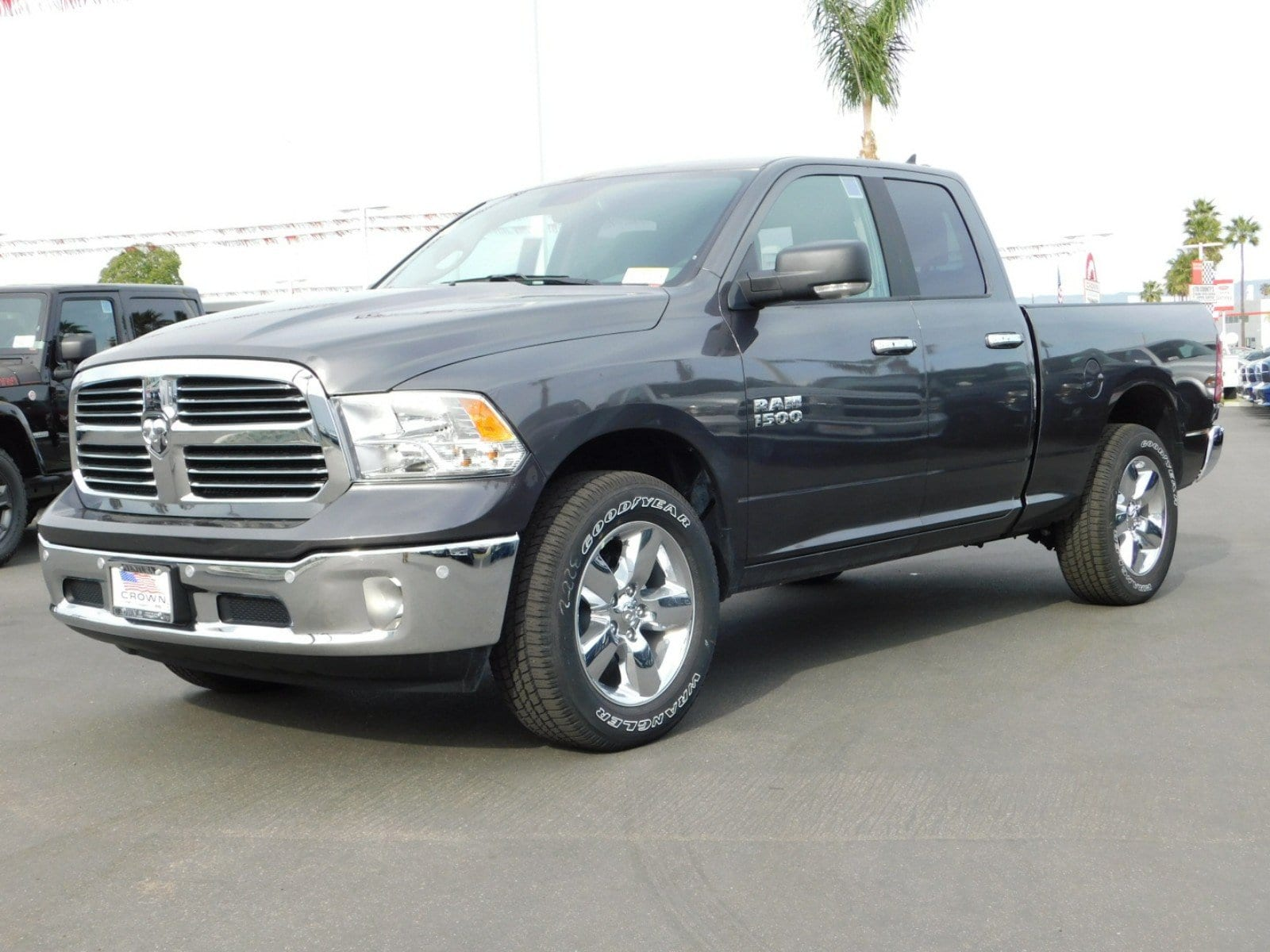 2018 Ram 1500 Quad Cab 4x2,  Pickup #E1803 - photo 1