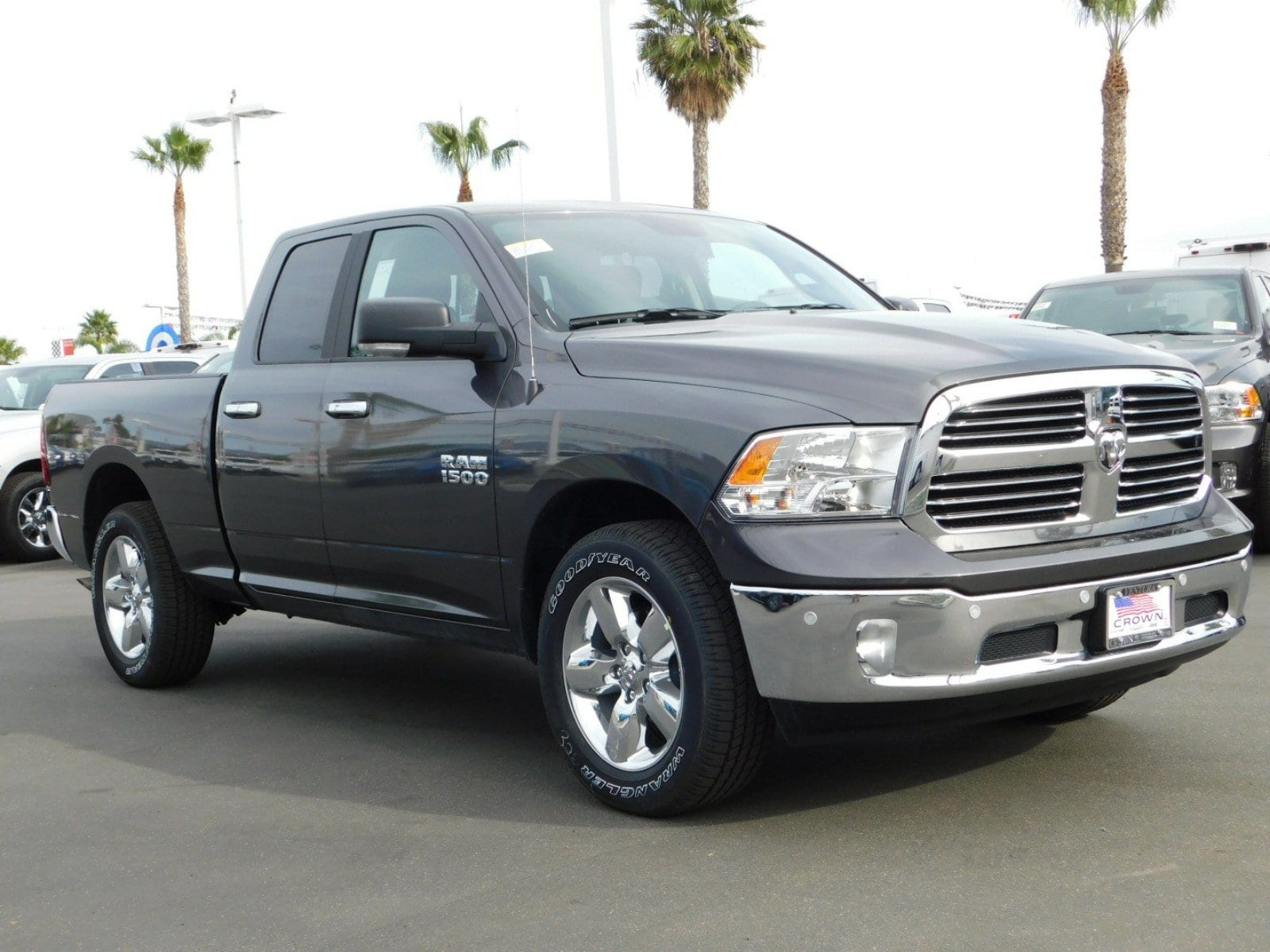 2018 Ram 1500 Quad Cab 4x2,  Pickup #E1803 - photo 4