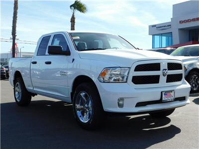 2018 Ram 1500 Quad Cab 4x4,  Pickup #E1859 - photo 4