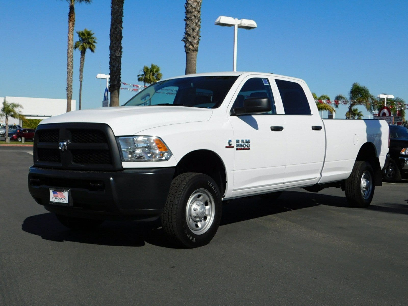 2018 Ram 2500 Crew Cab 4x4,  Pickup #E1872 - photo 1