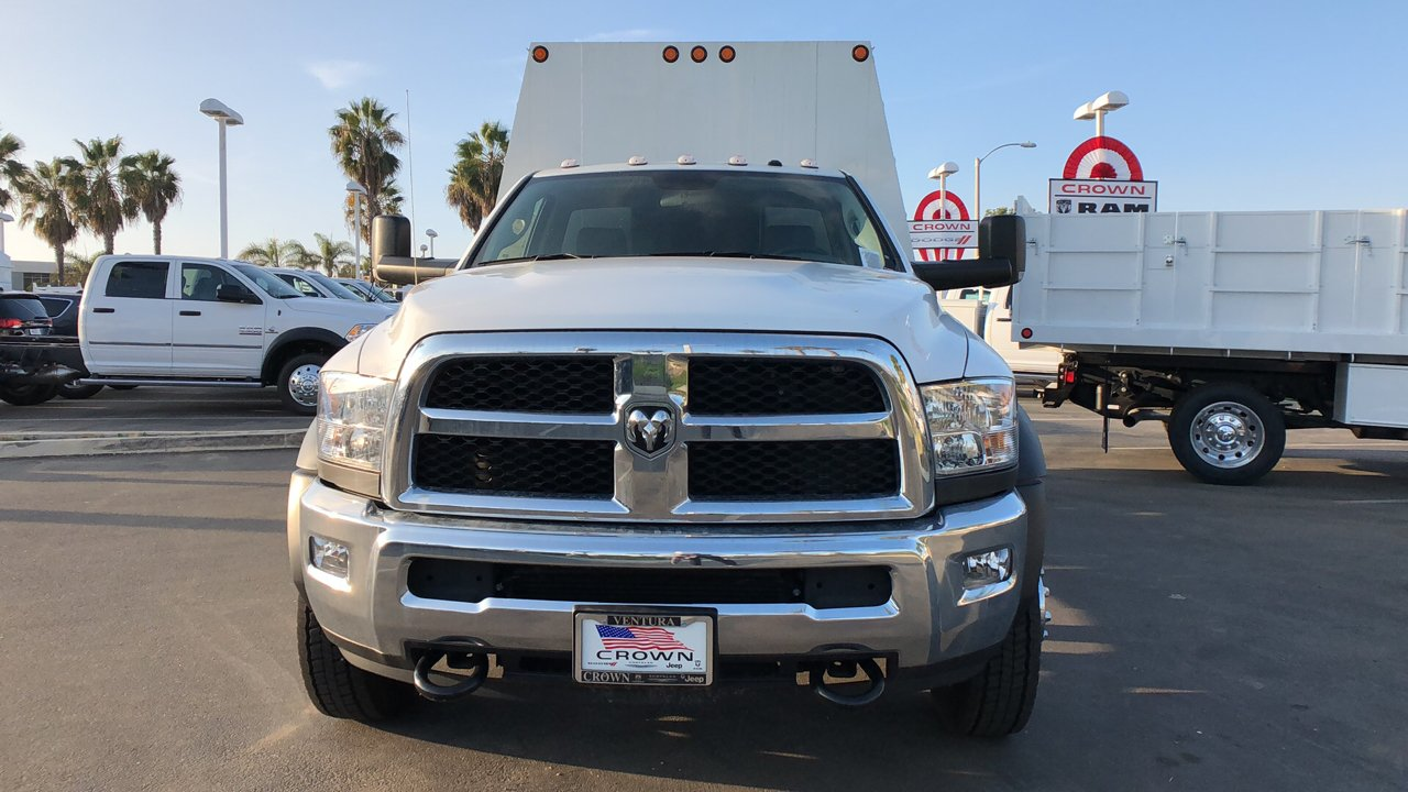 2018 Ram 4500 Regular Cab DRW 4x2,  Scelzi Service Utility Van #E1875 - photo 4