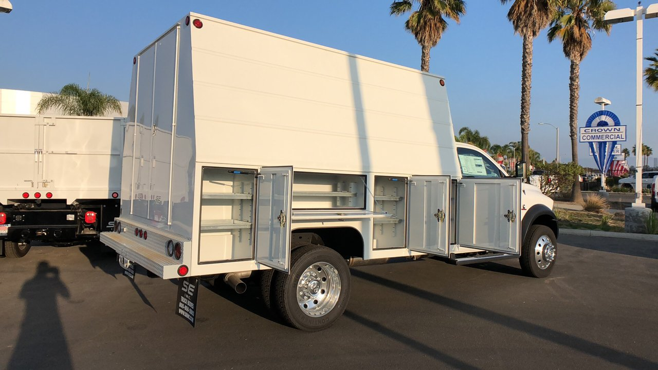 2018 Ram 4500 Regular Cab DRW 4x2,  Scelzi Service Utility Van #E1875 - photo 2