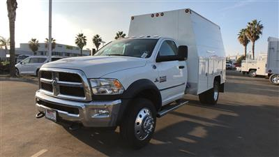 2018 Ram 4500 Regular Cab DRW 4x2,  Scelzi Service Body #E1875 - photo 3