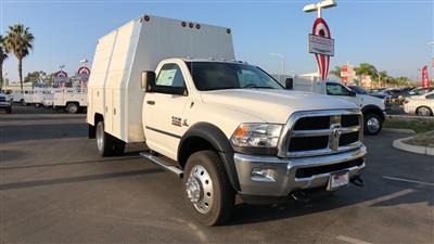 2018 Ram 4500 Regular Cab DRW 4x2,  Scelzi Service Body #E1875 - photo 1