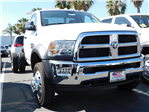 2018 Ram 5500 Regular Cab DRW, Cab Chassis #E1884 - photo 1