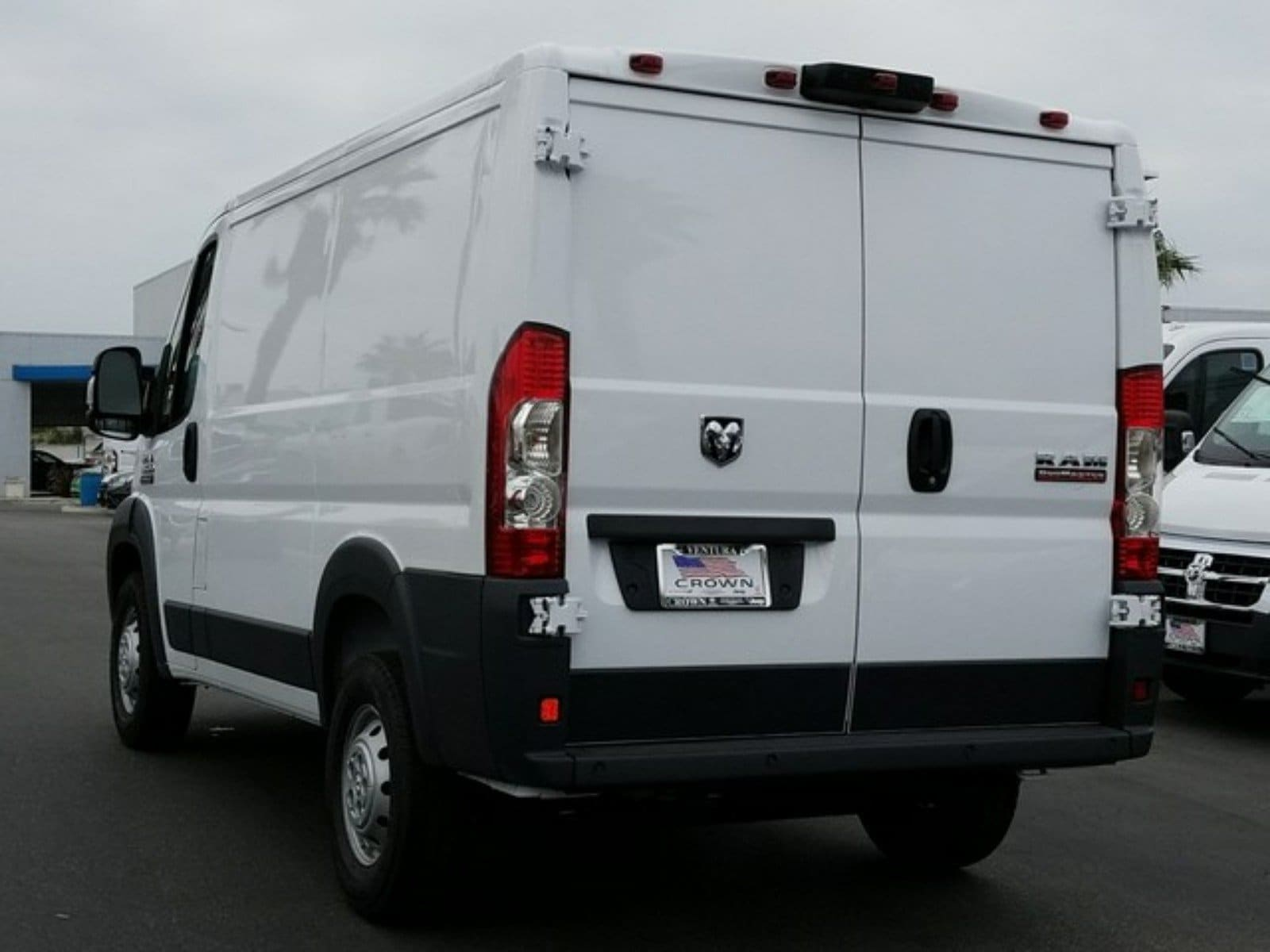 2018 ProMaster 1500 Standard Roof FWD,  Empty Cargo Van #E1888 - photo 2