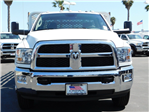 2018 Ram 3500 Regular Cab DRW 4x2,  Scelzi WFB Stake Bed #E1965 - photo 3