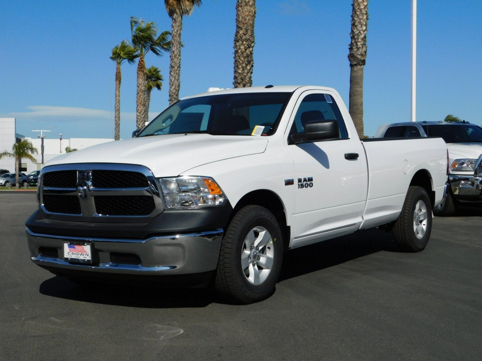 2018 Ram 1500 Regular Cab,  Pickup #E1975 - photo 1