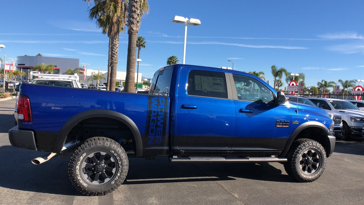 2018 Ram 2500 Crew Cab 4x4,  Pickup #E2191 - photo 5