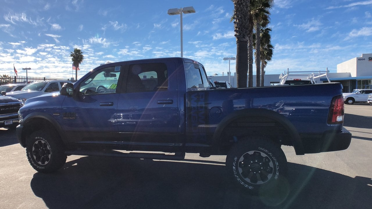 2018 Ram 2500 Crew Cab 4x4,  Pickup #E2191 - photo 8