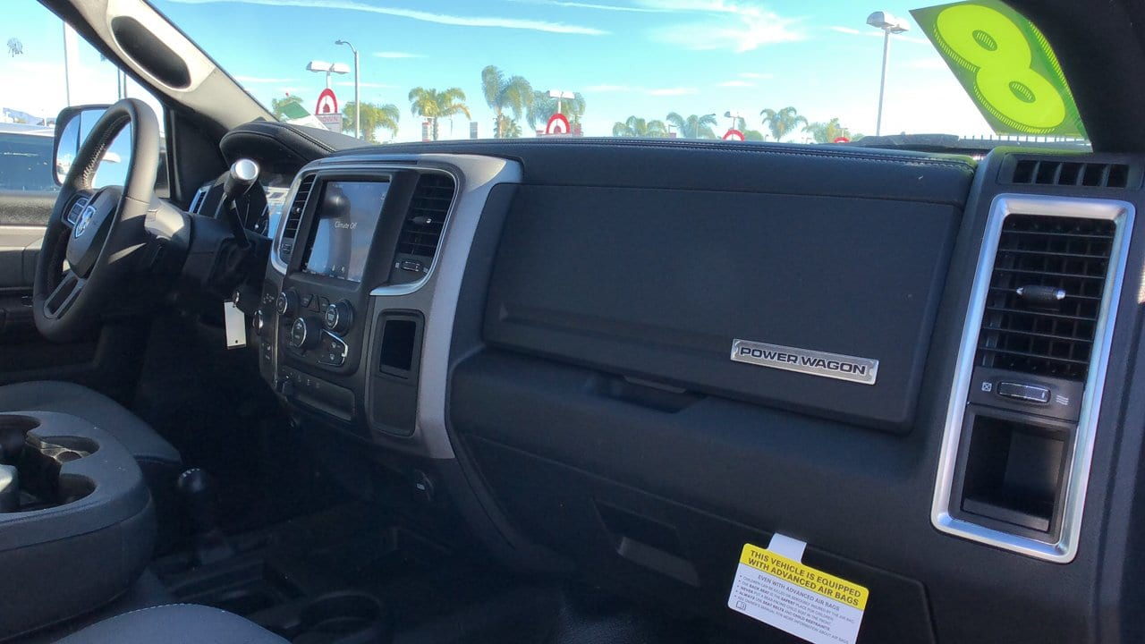2018 Ram 2500 Crew Cab 4x4,  Pickup #E2191 - photo 16