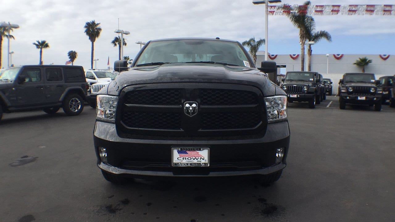 2018 Ram 1500 Crew Cab 4x2,  Pickup #E2314 - photo 4