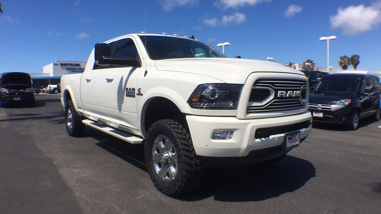2018 Ram 2500 Mega Cab 4x4,  Pickup #E2321 - photo 4