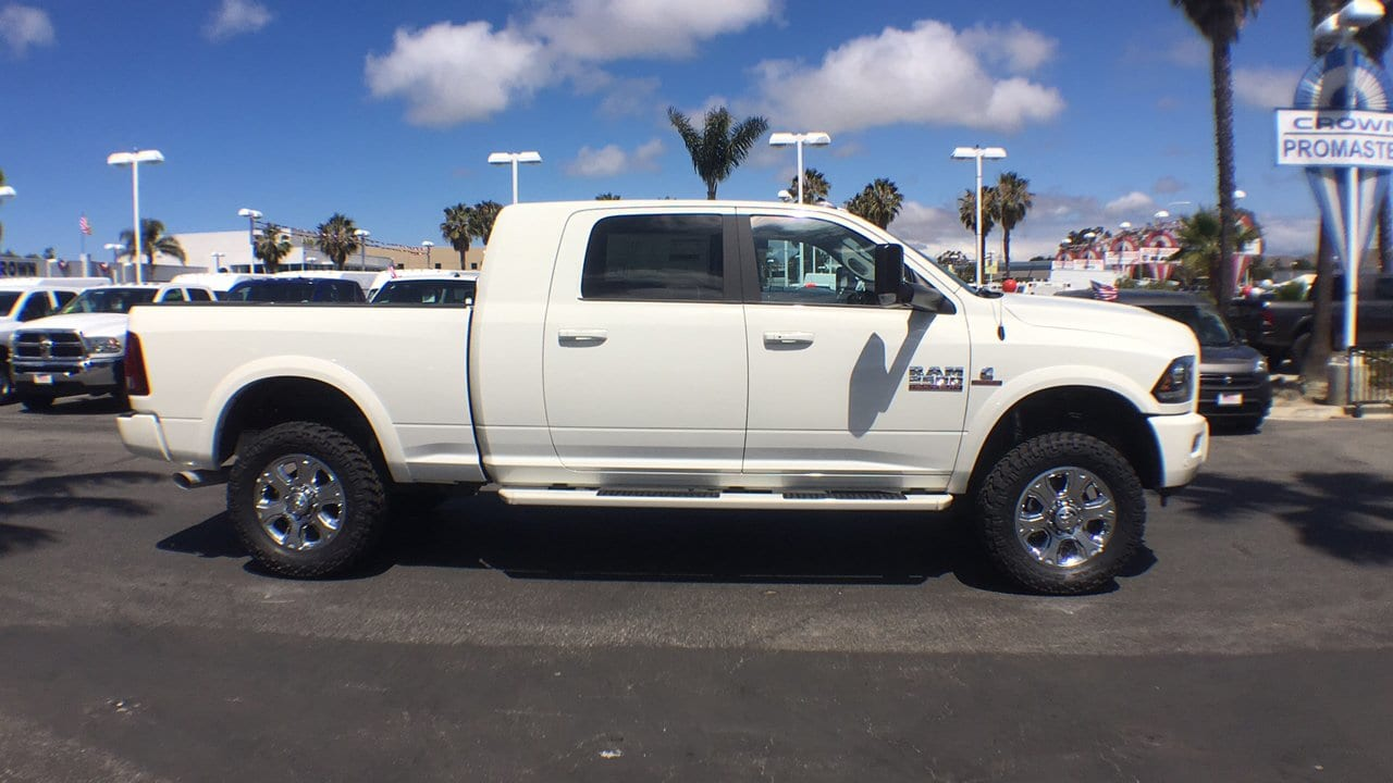 2018 Ram 2500 Mega Cab 4x4,  Pickup #E2321 - photo 6