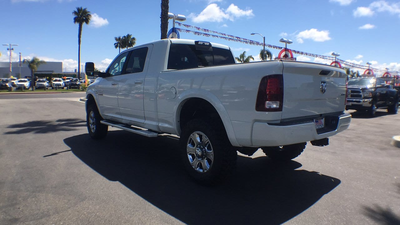 2018 Ram 2500 Mega Cab 4x4,  Pickup #E2321 - photo 2