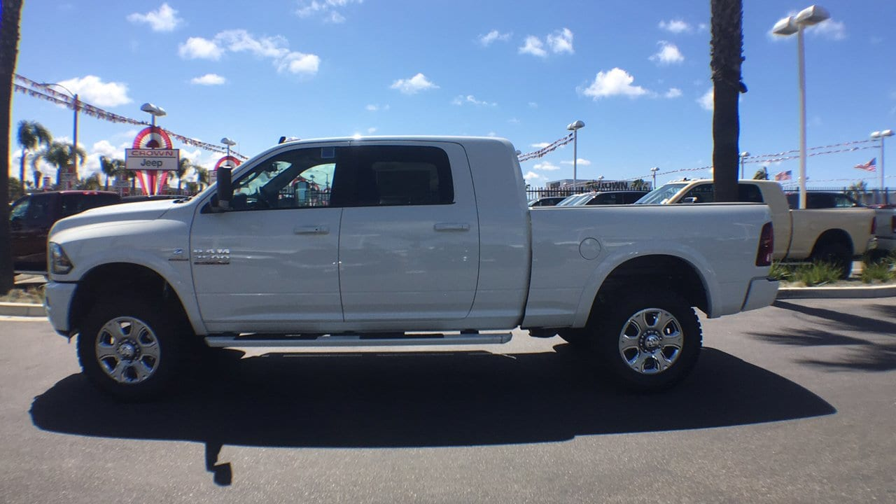 2018 Ram 2500 Mega Cab 4x4,  Pickup #E2321 - photo 9