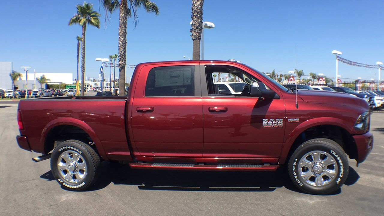 2018 Ram 2500 Crew Cab 4x4,  Pickup #E2346 - photo 6