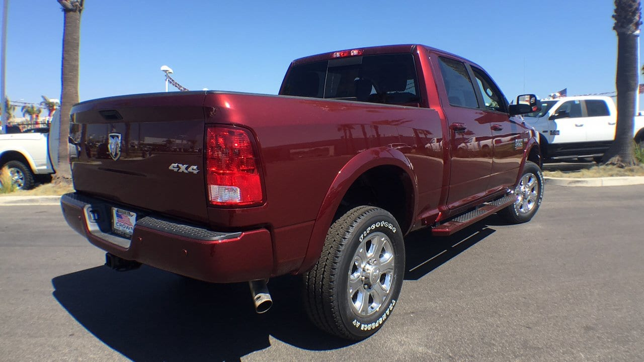 2018 Ram 2500 Crew Cab 4x4,  Pickup #E2346 - photo 7
