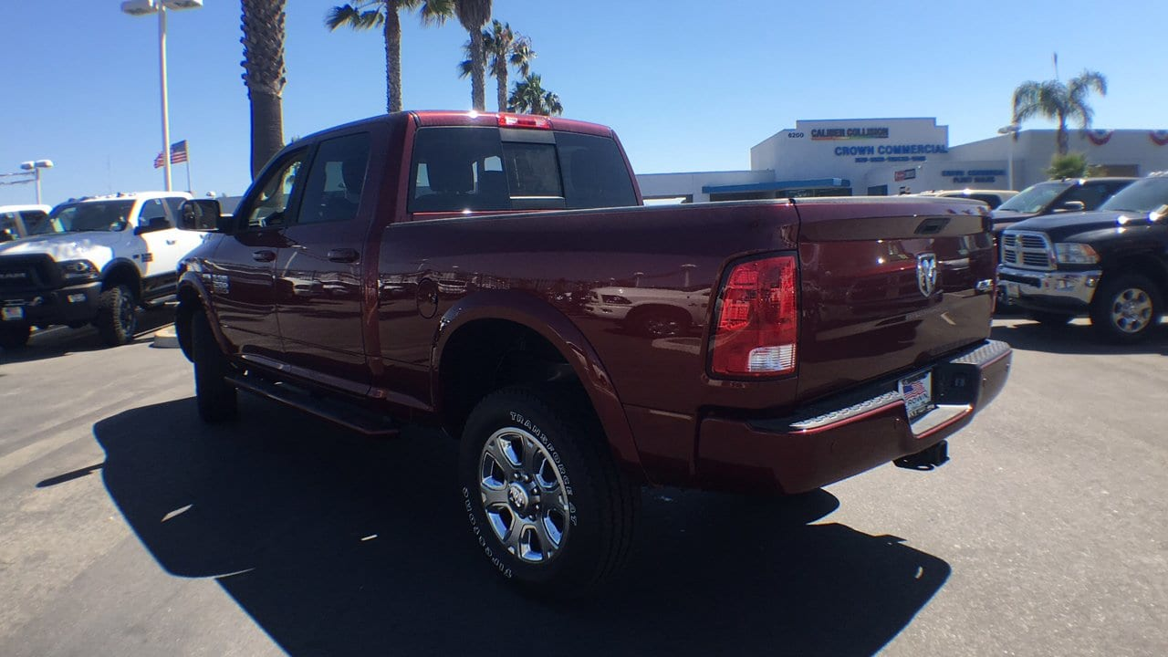 2018 Ram 2500 Crew Cab 4x4,  Pickup #E2346 - photo 2
