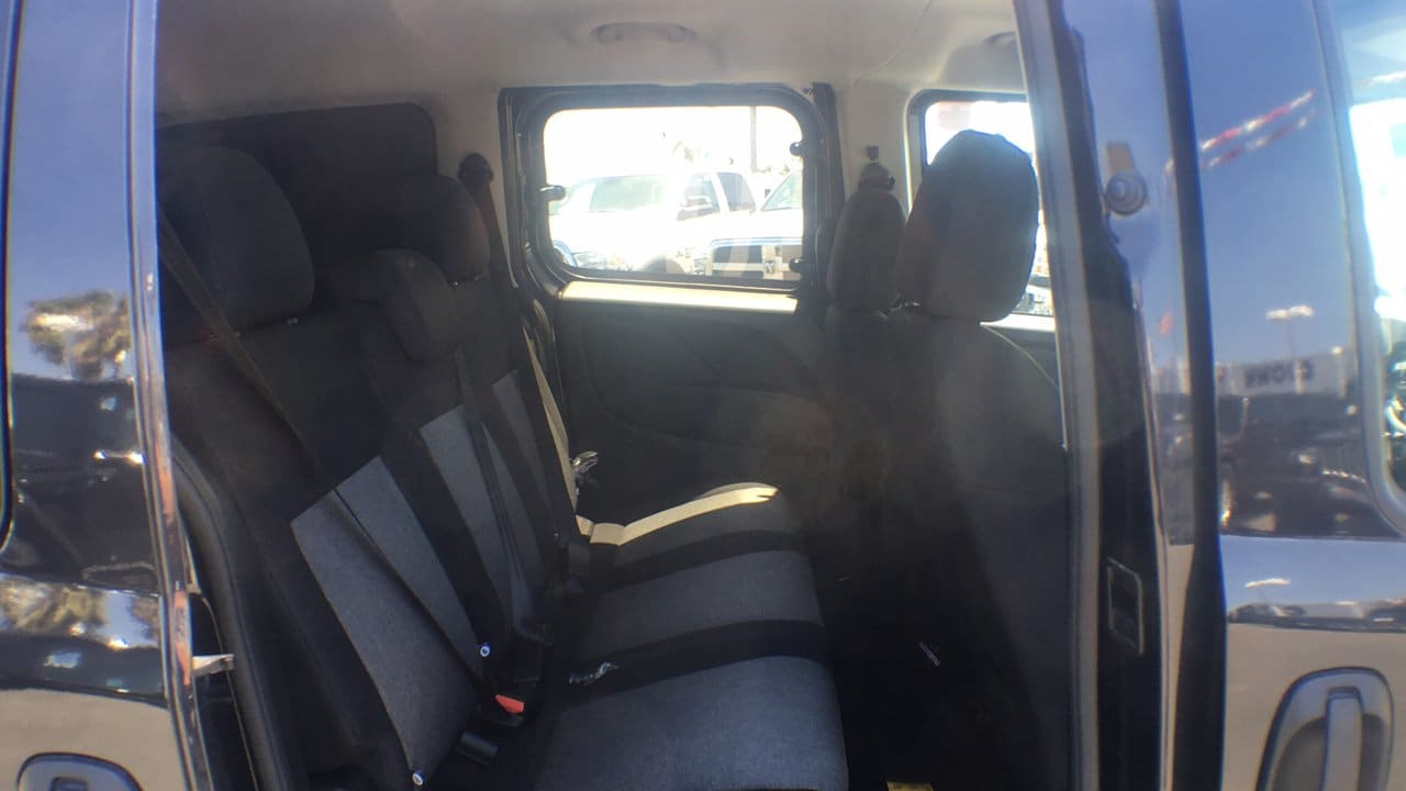 2018 ProMaster City,  Empty Cargo Van #E2434 - photo 16