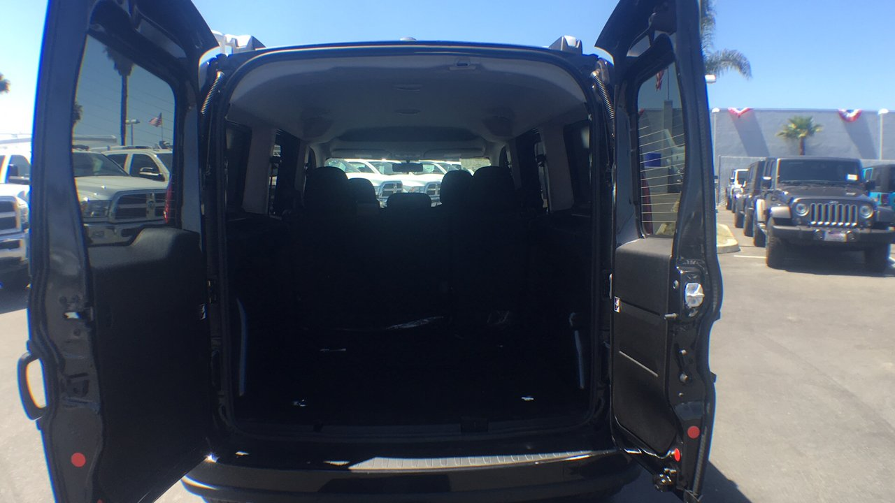 2018 ProMaster City,  Empty Cargo Van #E2434 - photo 2