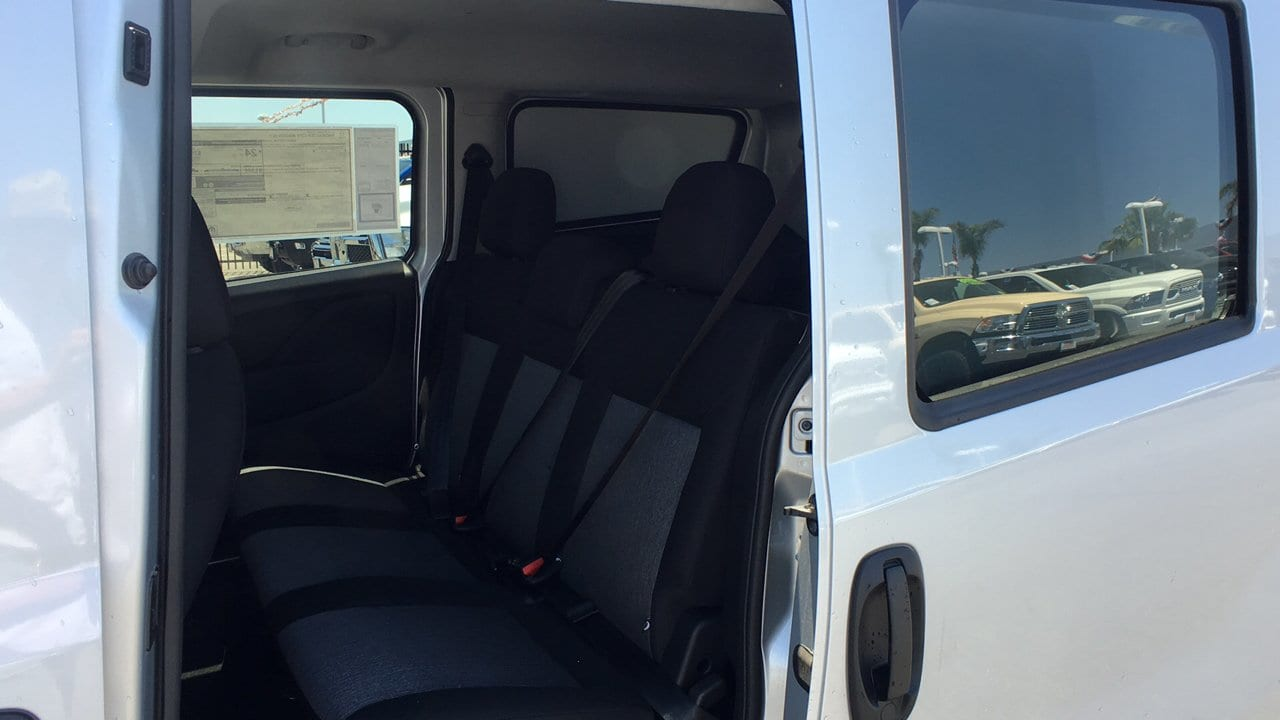 2018 ProMaster City,  Empty Cargo Van #E2443 - photo 16