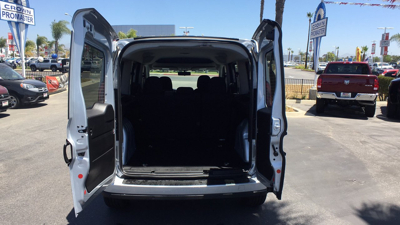 2018 ProMaster City,  Empty Cargo Van #E2443 - photo 2