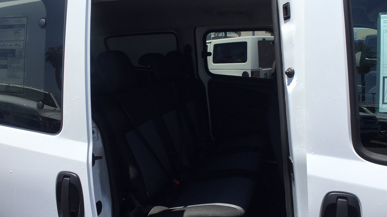 2018 ProMaster City FWD,  Empty Cargo Van #E2480 - photo 21