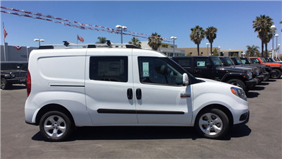 2018 ProMaster City FWD,  Empty Cargo Van #E2480 - photo 6
