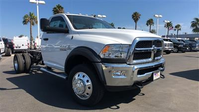 2018 Ram 4500 Regular Cab DRW 4x2,  Cab Chassis #E2701 - photo 4