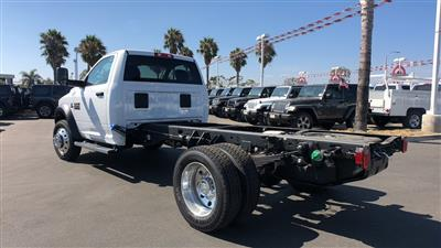 2018 Ram 4500 Regular Cab DRW 4x2,  Cab Chassis #E2701 - photo 2