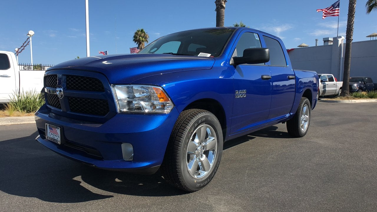 2018 Ram 1500 Crew Cab 4x2,  Pickup #E2702 - photo 1