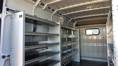 2018 ProMaster 2500 High Roof FWD,  Upfitted Cargo Van #E2730 - photo 10