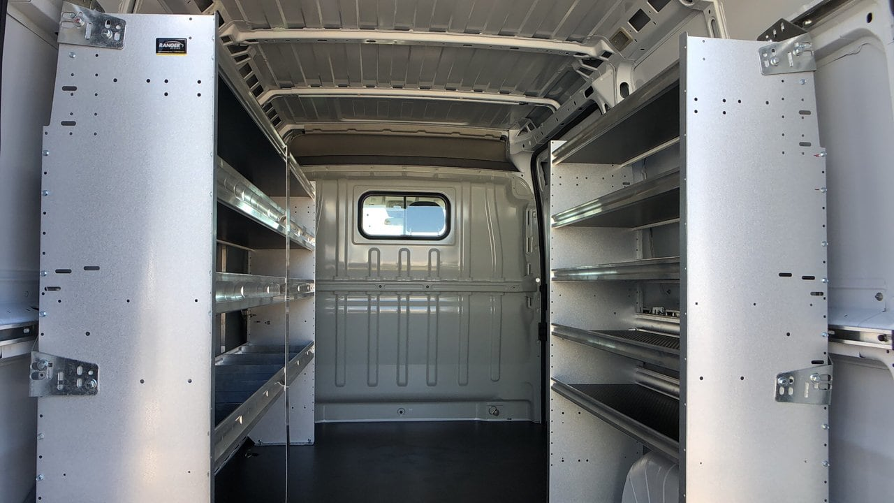 2018 ProMaster 1500 High Roof FWD,  Upfitted Cargo Van #E2805 - photo 2