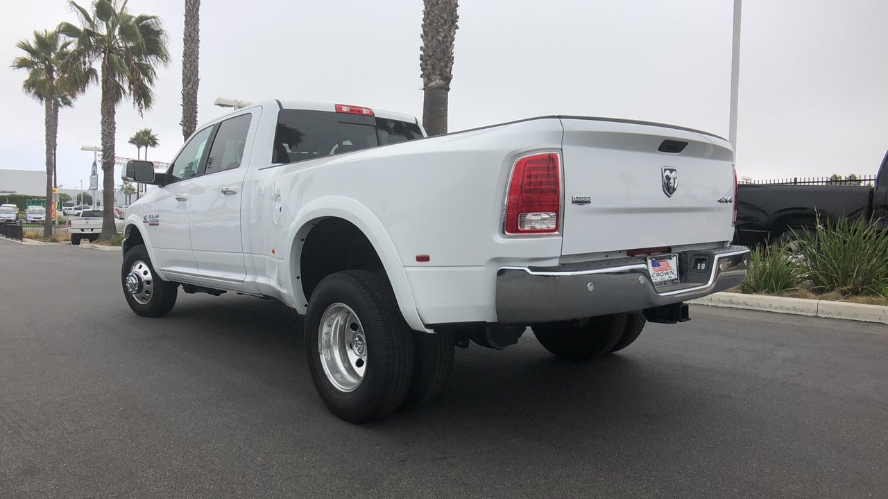 2018 Ram 3500 Crew Cab DRW 4x4,  Pickup #E2876 - photo 2